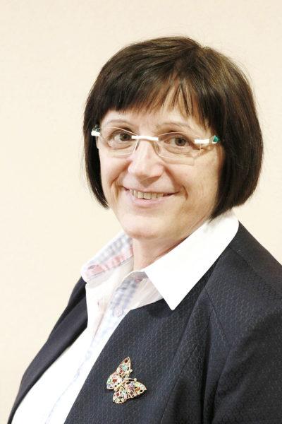 Rechtsanwältin Eva Graf-Friedel